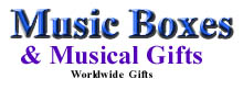 Music Boxes Musical Gifts