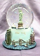 New York  Waterglobe #15285  ----SPECIAL PRICE !!