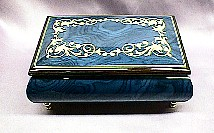 Elegant Jewelry Music Box #16A