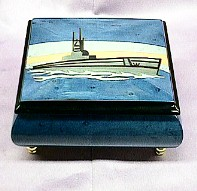 Warship  Music Box #warship