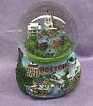 Boston  Musical  Waterglobe   #36181