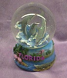 Florida  Musical  Waterglobe   #36183