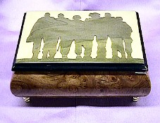 Soldiers  Music Box #soldiers