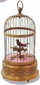 A Singing Bird In A Cage #007005-A1