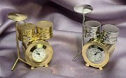 Miniature Drum Clock #508    --- Reg. $35.00  Now $25.00