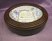 Granddaughter Rosewood Music Box  # gdaughter   -----  Reg. $85.00 Now $65.00