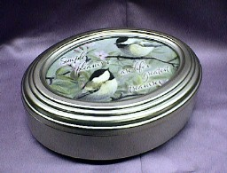 Love Birds  Champagne Music Box   # LB2044  -- Reg. Price $85.00  Now $65.00