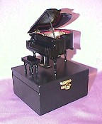Baby Grand  Musical Piano  #mm703