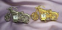 MotorCycle Clocks  #521    