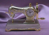 Sewing Machine Clock  #sew clock  -- Reg. $45.00  Now $30.00