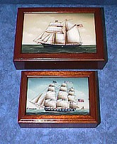 Ship Music Box #shipbox  -- This Months Special  Reg. $75.00  Now $55.00