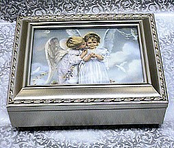 Loving Angels Champagne Silver Box  #wangels   -----  Reg. $85.00 Now $65.00