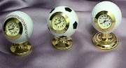 Golf, Soccer or Baseball Ball Clock #ballclock   --- Reg. $35.00  Now $25.00 