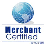 Click to Verify Merchant Certified